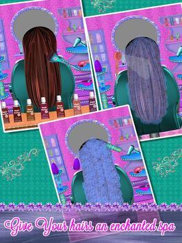 Fashion Doll Hair style Salon screenshot 2