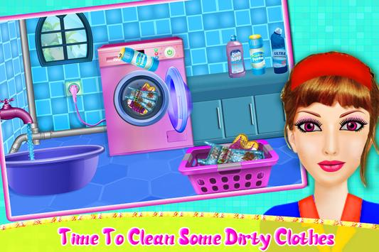 House Room Cleaning Game screenshot 18