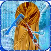 Ice Queen Hair Styles Salon icon