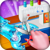 Little Princess Tailor Boutique Games icon