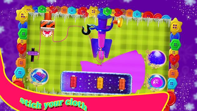 Little Princess Tailor Boutique Games apk screenshot