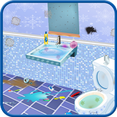 Princess Bathroom-Toilet Time icon