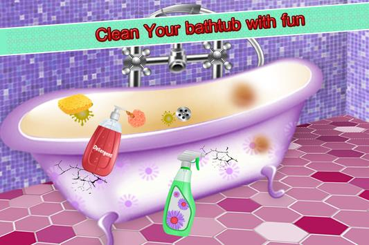 Princess Bathroom-Toilet Time screenshot 2