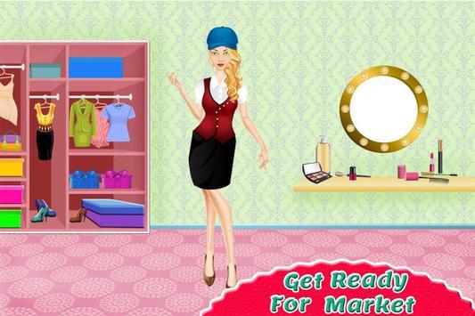 Supermarket Shopping Girl apk screenshot