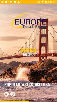 Europe Travel Expert poster