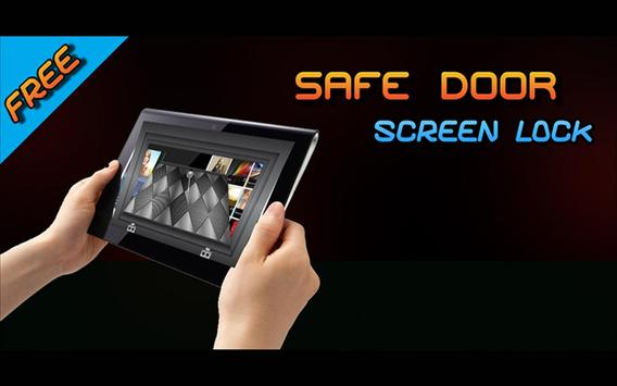 Safe Door Screen lock apk screenshot