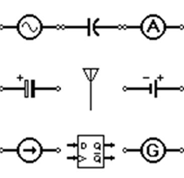 Explain Electrical Engineering Symbols poster