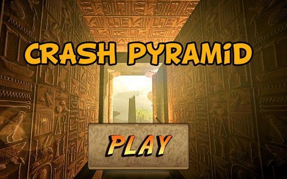 Crash Pyramid bandicoot apk screenshot