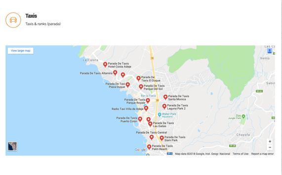 Tenerife guide: Weather, Maps & Webcams & more screenshot 9