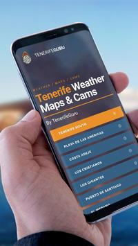 Tenerife guide: Weather, Maps & Webcams & more poster