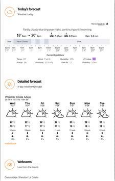 Tenerife guide: Weather, Maps & Webcams & more screenshot 11