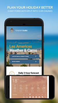 Tenerife guide: Weather, Maps & Webcams & more screenshot 3