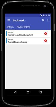 Explore Kebumen apk screenshot