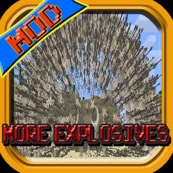 More Explosive Mod Guide poster