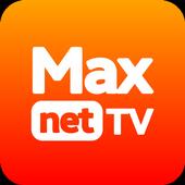 Max Net TV ícone