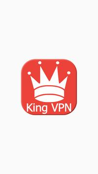 King VPN - Unblock Apps 2017 poster