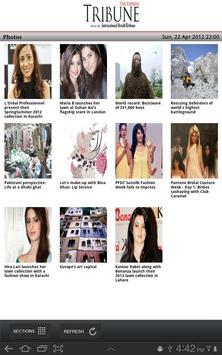The Express Tribune News screenshot 5