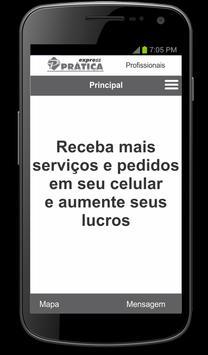 Express Prática - Motoboy screenshot 1