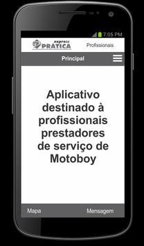 Express Prática - Motoboy screenshot 2