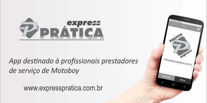 Express Prática - Motoboy apk screenshot