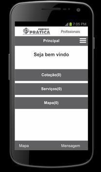 Express Prática - Motoboy screenshot 8