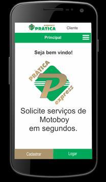 Express Prática - Cliente screenshot 1