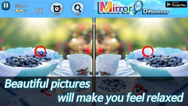 Mirror Differences apk screenshot