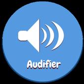 Notification Speaker(Audifier) icon