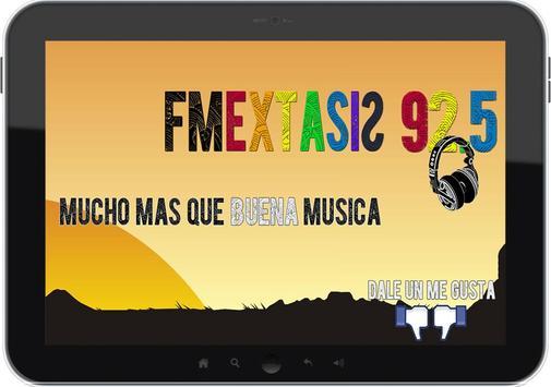 FM Extasis 92.5 screenshot 1