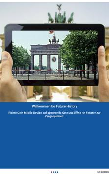 Future History - guided and self-guided tours apk screenshot