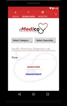 eMedico apk screenshot