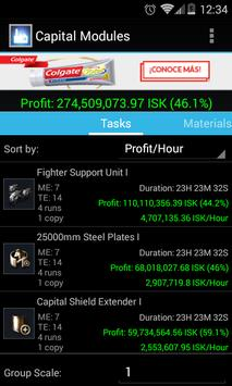 Industry calculator for eve descarga apk gratis herramientas industry calculator for eve poster malvernweather Image collections