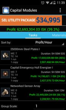 Industry calculator for eve apk download free tools app for industry calculator for eve apk screenshot malvernweather Image collections