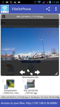FileOnPhone screenshot 3