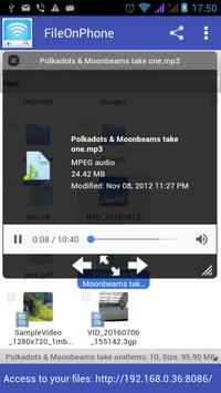 FileOnPhone screenshot 4