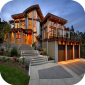 Exterior Architecture House icon