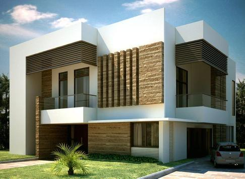 Exterior Architecture House poster