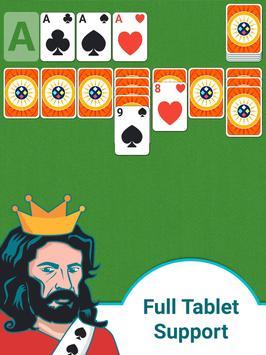 Easy Solitaire - Card Game apk screenshot