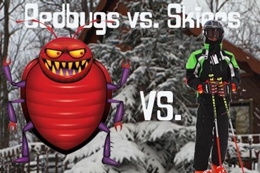 Angry Bedbugs apk screenshot