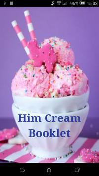 Him Cream Booklet poster