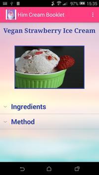 Him Cream Booklet apk screenshot