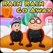 Rain Rain Go Away Poem for Kids icon