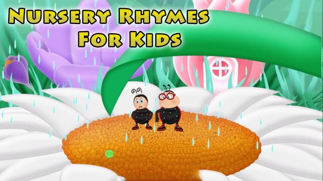 Rain Rain Go Away Poem for Kids screenshot 2