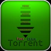 Extra Torrent - Free torrentz downloader icon