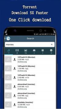 Extra Torrent - Free torrentz downloader screenshot 5