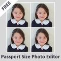 Passport Size Photo Editor -Passport photo creator