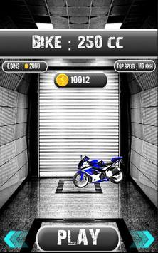 Motorbike Sprint poster