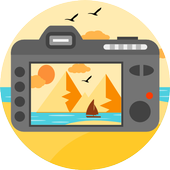 Photo Wallpapers Live HD icon