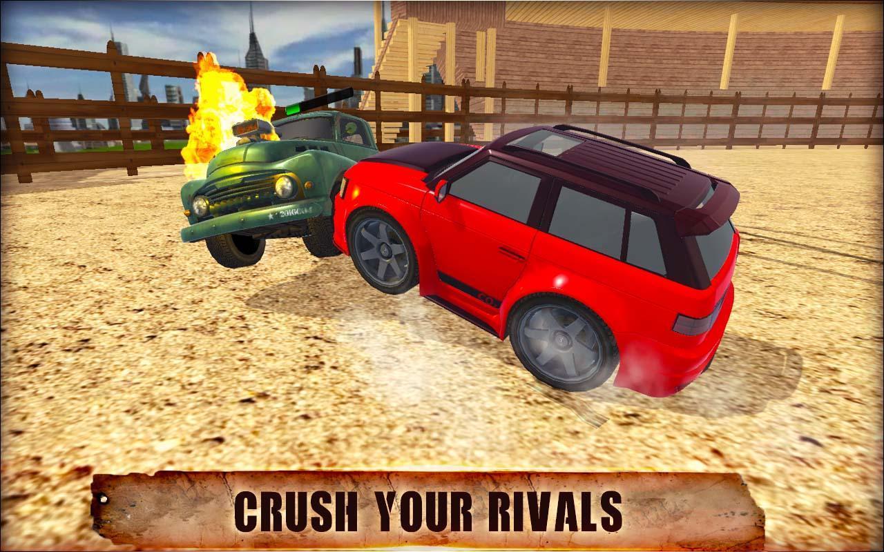 Impossible car crash stunts car racing game apk download.