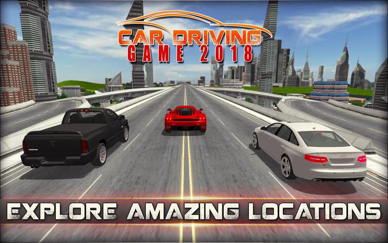 Car Driving Games >> Car Driving Game 2018 For Android Apk Download